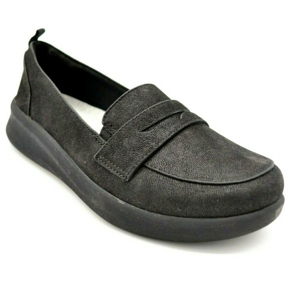 Clarks Cloudstepper Shoes - Clark Cloudsteppers  Sillian 2.0 Hope Loafers NEW
